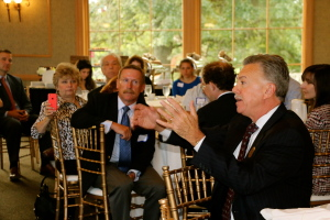 September 9th Breakfast with Democratic Candidates at Northampton Valley Country Club